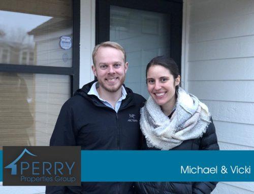 Michael and Vicki
