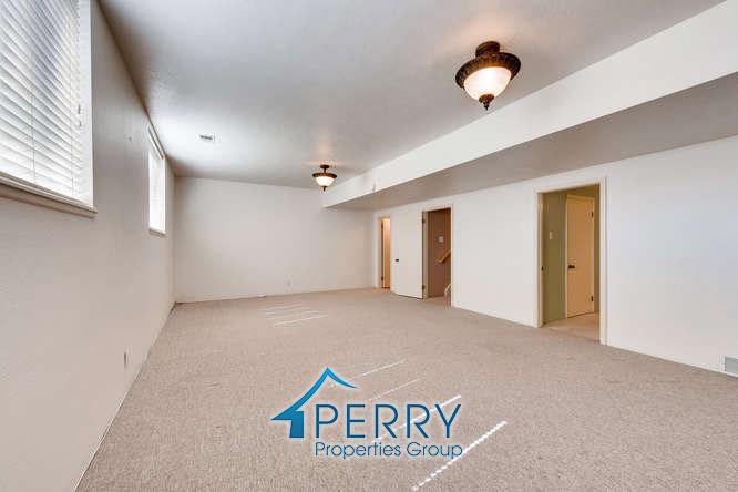 42 Eagle Drive, Littleton - lower level family room