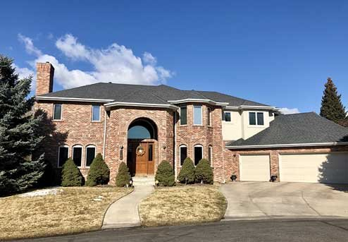 Wade & Lori Perry represented the buyer at 5076 Christensen, Littleton